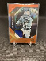 """2020 Panini XR """"Xray""""- Jonathan Taylor - Rookie Patch 08/25 - Indianapolis Colts"""