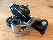 Campagnolo 10 Speed Record Titanium/Carbon Rear Derailleur, Medium Cage. VGC