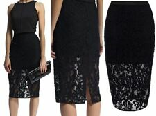 River Island Straight, Pencil Lace Skirts for Women
