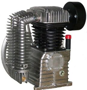 SNAP-ON REPLACEMENT AIR COMPRESSOR PUMP 5-7.5HP 2 STAGE MODEL# BRA6180V