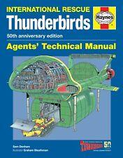 Thunderbirds 50th Anniversary Manual by Sam Denham (Paperback)
