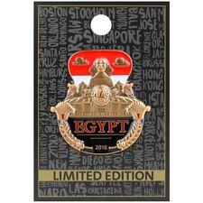 Hard Rock Cafe / Cut Off Guitar EGYPT 2018 / Pin