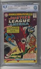 Justice League of America (1960) # 40 - CBCS 8.5 White Pages