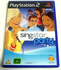 SINGSTAR PARTY - SING STAR - PS2 PLAYSTATION -711719623359- MODENA