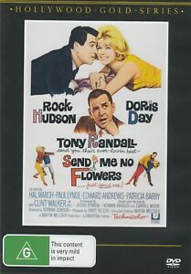 Send Me No Flowers - Doris Day  New and Sealed DVD