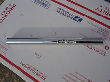 "MADE IN USA STAMPED Al's Rapid Transit Seat Post Chrome 7/8"" BMX Cruiser 22.2"