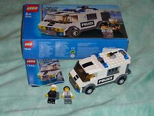 lego 7245 - Prisoner Transport - 2005 (boxed)