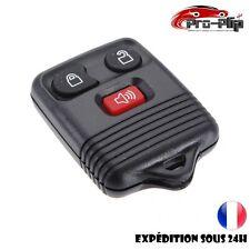 COQUE CLE PLIP pour Ford Transit 3 boutons BOITIER TELECOMMANDE @Pro-Plip