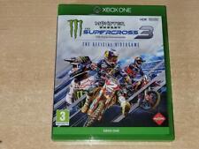 Monster Energy Supercross 3 Xbox One UK Game **FREE UK POSTAGE**