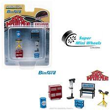 Greenlight 1:64 Home Improvement (1991-99 Tv Series) Binford Tools Shop Tools