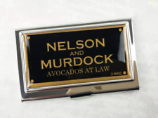 LOOT CRATE DAREDEVIL NELSON & MURDOCH BUSINESS CARD HOLDER - FREE SHIPPING