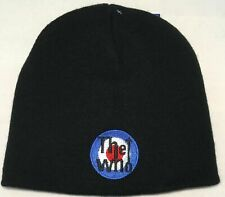 THE WHO MODS TARGET NORTHERN SOUL KTF NOT A PATCH FESTIVAL HOLIDAY BEANIE HAT