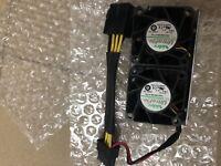 1x NVIDIA TESLA K10/K20, GRID K1/K2/K520/K340 Active Cooling Fan