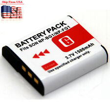 NP-BG1 Battery For Sony Cyber Shot DSC-H3 DSC-H7 DSC-H9 DSC-H10 DSC-H20 DSC-H50
