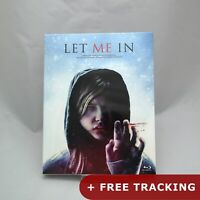 Let Me In .Blu-ray w/ Slipcover
