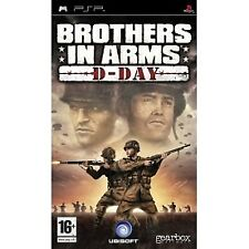 Brothers in Arms D-day PSP - BRAND