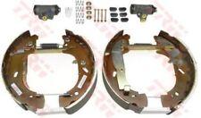 GSK1073 TRW Set de zapatas de freno eje trasero
