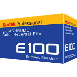 Kodak Professional Ektachrome E100 Color Reversal Film - 35mm, 36 Exp