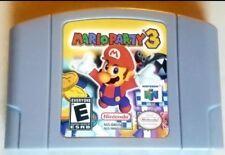 Mario Party 3 Nintendo 64 FREE SHIPPING (2-4 Weeks Shipping)
