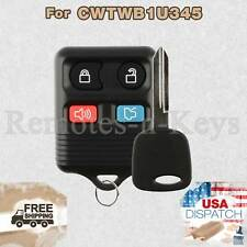 Car Transmitter Alarm Remote Control for 2001 2002 2003 2004 Ford Escape Key