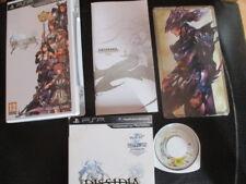 Final Fantasy  012 DISSIDIA PSP COMPLET DE SA NOTICE