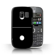STUFF4 Back Case/Cover/Skin for Nokia Asha 302/Dominoes/Dominos