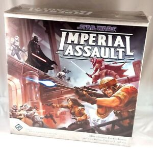 Star Wars• IMPERIAL ASSAULT BOARD GAME• Core Set New & Sealed• 100% SWI01