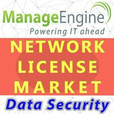 ManageEngine Data Security License - Permanent,Unlimited,Professional Edition
