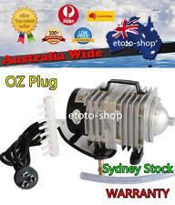 Aquarium Fish Pond Aerator Air Pump Electromagnetic 8 Outlets