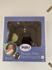 Boppy Noggin Nest Head Support for Infants, New in package, Brown