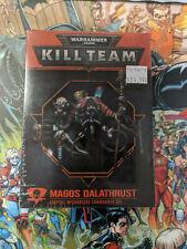 WH40K Kill Team, Magos Dalathrust, Adeptus Mechanicus, Tech-Priest Dominus