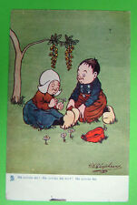 Posted Pre - 1914 Collectable Children Postcards