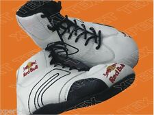 low priced 27256 9d02e Go Kart Racing shoes Red Bull white