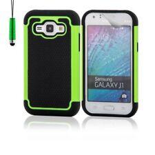 Cover e custodie verde modello Per Samsung Galaxy J5 in silicone/gel/gomma per cellulari e palmari