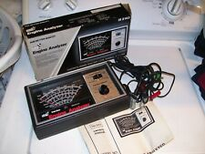 Vintage nos Sears 1980's Engine Tune-up tester meter auto kit GM ford Chevy part