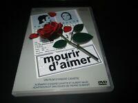 "DVD ""MOURIR D'AIMER"" Annie GIRARDOT, Bruno PRADAL / Andre CAYATTE"