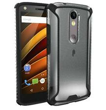 Poetic Affinity Thin Dual material Protective Bumper Case for Moto Dro