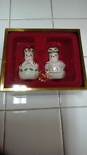 Lenox Toy Soldier Salt and Pepper Shakers Christmas