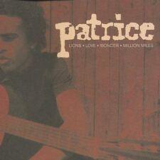 Patrice Lions (1998, e.p.) [Maxi-CD]