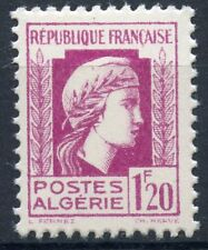 STAMP / TIMBRE ALGERIE NEUF N° 210 ** MARIANNE D'ALGER