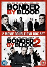 Bonded by Blood - 2 Movie DVD Set With Outer Cover