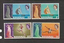 Bahamas 1968 Olympic Games UM/MNH SG 319/22