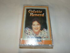 COLETTE RENARD - K7 audio / Audio tape !!!SELECTION DU READER'S DIGEST N°1 !!!