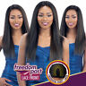 FREETRESS EQUAL SYNTHETIC LACE FRONT LONG STRAIGHT HAIR WIG - FREEDOM PART 203