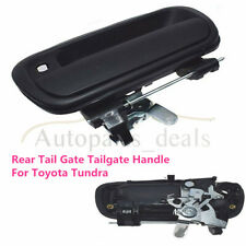 For 00-06 Toyota Tundra 4.7 3.4L Tailgate Handle Black Textured Pickup Truck NEW