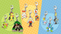 "Pokemon Metal charm ""Galar Pokémon"" limited Pokemon center"