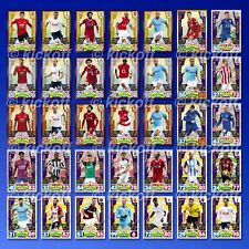 Match Attax EXTRA 2017-2018: 19 Limited Editions, 100 Clubs. Man of Match. 17-18