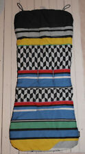 Mamas & Papas ARMADILLO STRIPE BUGGY PUSHCHAIR LINER NEW