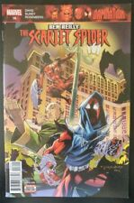 Ben Reilly The Scarlet Spider #16 Comic 1st Print 2018 unread NM Ships T-folder