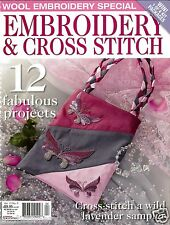 Embroidery& Cross Stitch Magazine - Vol. 13  No. 9